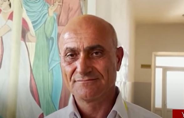 Շենգավիթում ընտրական խախտումների մի մասի հեղինակը հենց թաղապետի հայրն է (տեսանյութ)