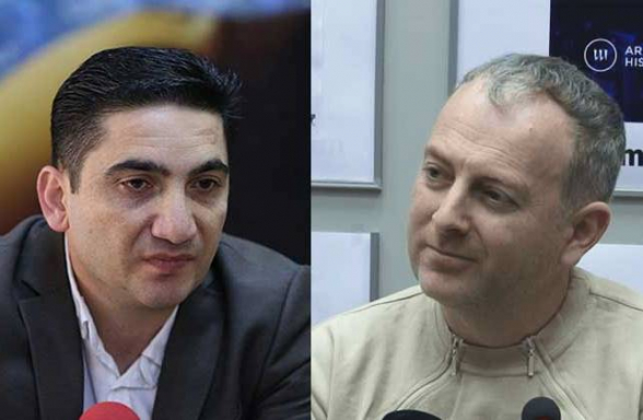 Наири Охикян опубликовал материалы переписки с Лапшиным (видео)