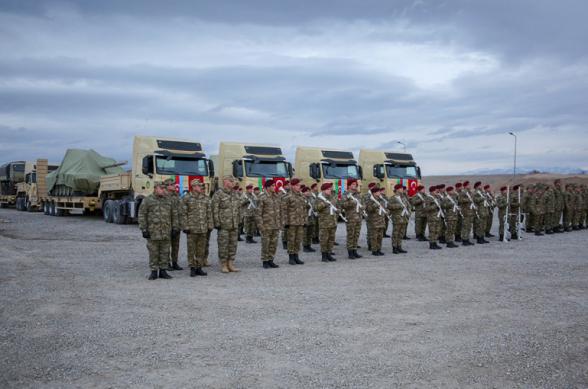 Ադրբեջանն ու Թուրքիան կմասնակցեն Վրաստանում կայանալիք ՆԱՏՕ-ի զորավարժություններին
