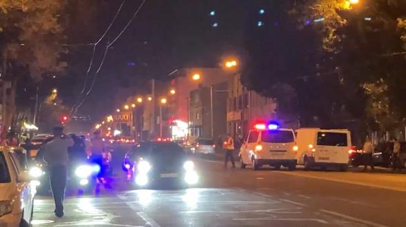 Երևանում ուժեղացված ծառայություն է. ոստիկանները խուզարկում են մեքենաները (տեսանյութ)