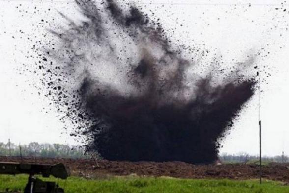 На оккупированной части Арцаха на мине подорвались 2 азербайджанца