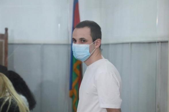 В Баку россиянина Эдуарда Дубакова приговорили к 10 годам лишения свободы