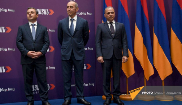 Одной из первых инициатив блока «Армения» в новом НС станет отмена проекта о повышении размера депутатских расходов