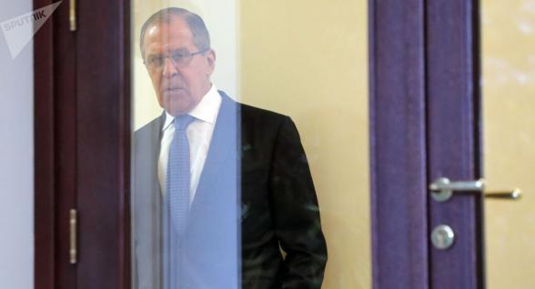 Արևմուտքը փորձում է Ռուսաստանը շրջապատել «սանիտարական շղթայով». Լավրով