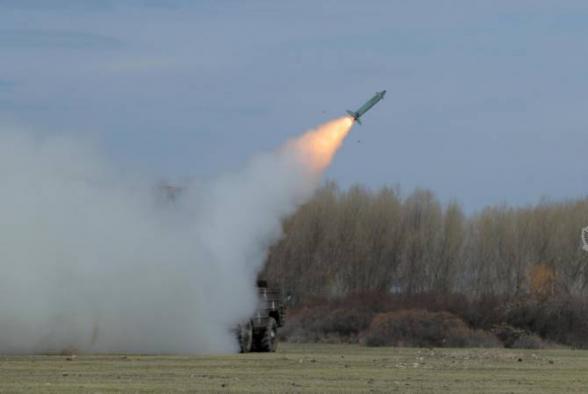 Подразделения войск ПВО предотвратили запуск в воздушное пространство Армении БПЛА Азербайджана – Минобороны