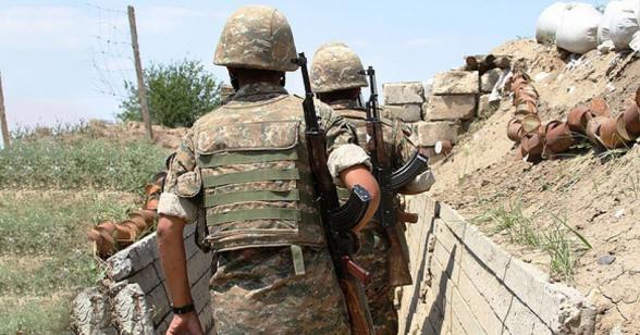 Один из трех раненых армянских солдат в крайне тяжелом состоянии