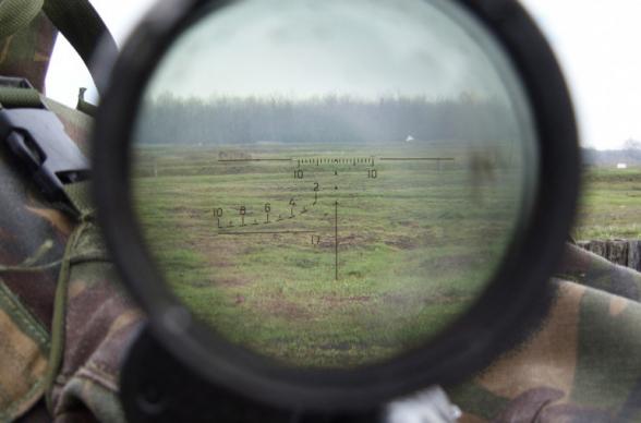 Հակառակորդը տարբեր տրամաչափի հրաձգային զինատեսակներից կրակել է Գեղարքունիքի և Երասխի ուղղություններով