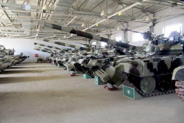 Ադրբեջանական սև շուկա. ո՞ւր են գնում Արևմուտքի զենքերը. Bulgarian Military