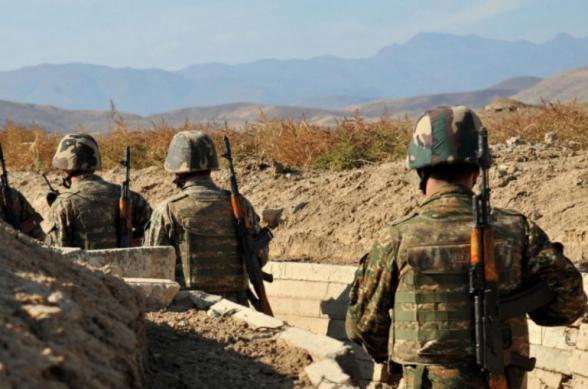 Հայկական կողմն ունի երեք զոհ, ևս երկու զինծառայող վիրավոր են