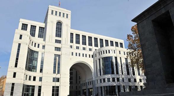 Армения задействует весь военно-политический инструментарий в ответ на применение силы со стороны Азербайджана – МИД