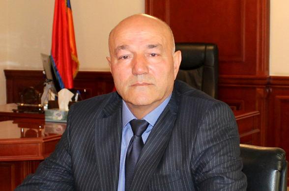 Губернатор Сюникского марза Армении вынужден уйти в отставку – «Иравунк»