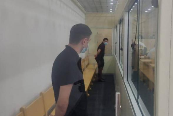 Армянским пленным грозит 16 лет лишения свободы