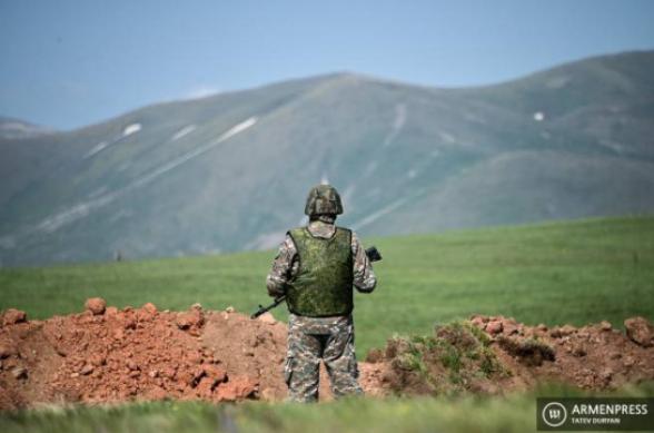 Пропавший без вести военнослужащий найден, он в крайне тяжелом состоянии – губернатор Гегаркуника