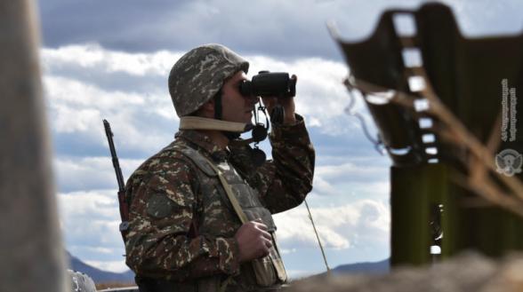 Հայկական կողմն ունի 4 վիրավոր․ ՀՀ ՊՆ