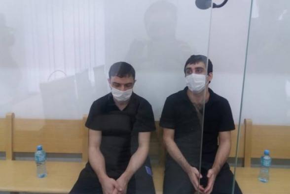 Ադրբեջանական դատարանը երկու հայ  գերիներին դատապարտել է 15 տարվա ազատազրկման