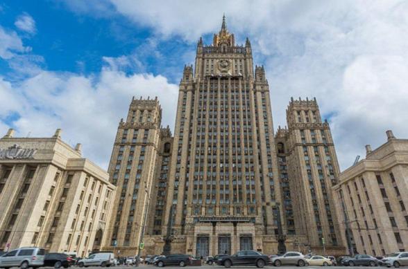 МИД РФ призывает Ереван и Баку решать все возникающие вопросы политико-дипломатическим путем