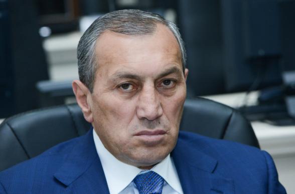 Правоохранители обыскали дом бывшего губернатора Сюникского марза – «Жоховурд»