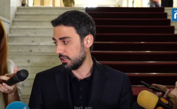 Оппозиция оспорит в КС выборы спикера парламента Армении – Арам Вардеванян (видео)
