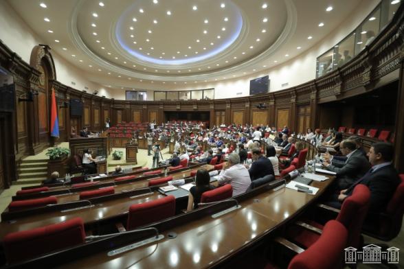 «Հայաստան» դաշինքը բոյկոտում է Ռուբեն Ռուբինյանին խորհրդարանի փոխնախագահ ընտրելու քվեարկությունը