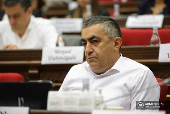 ԱԺ նախագահի ընտրության գործընթացը տեղի է ունեցել կանոնակարգի կոպիտ խախտմամբ. Արմեն Ռուստամյան