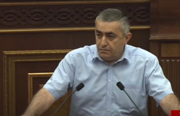 Армен Рустамян: «Нам навяжут новую капитуляцию, что нужно пресечь» (видео)