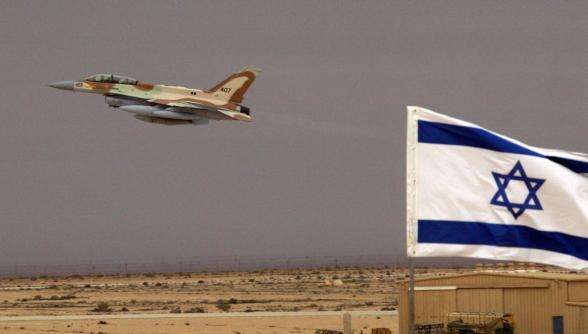 ВВС Израиля нанесли удары по югу Ливана в ответ на выпущенные ракеты