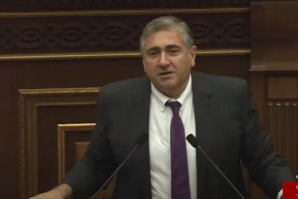 Прокуратура должна опровергнуть или подтвердить слова Сергея Багратяна – Артур Хачатрян (видео)