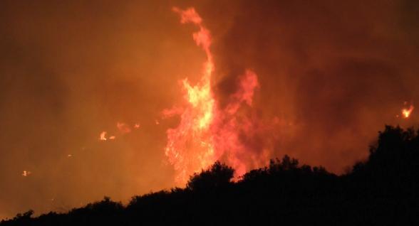 МИД Армении выразил сочувствие народу Греции в связи с лесными пожарами