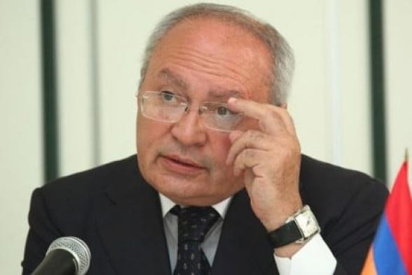 Задержан бывший генпрокурор Армении Агван Овсепян