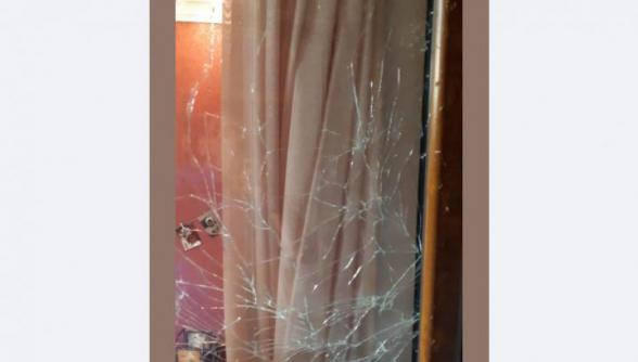 ВС Азербайджана обстреляли села в Мартунинском районе Арцаха: пули попали в жилой дом