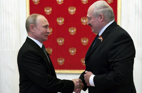 Путин не исключил создания в будущем союзного парламента России и Белоруссии