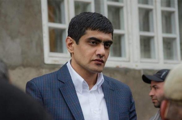 Суд оставил под стражей мэра Гориса Аруша Арушаняна