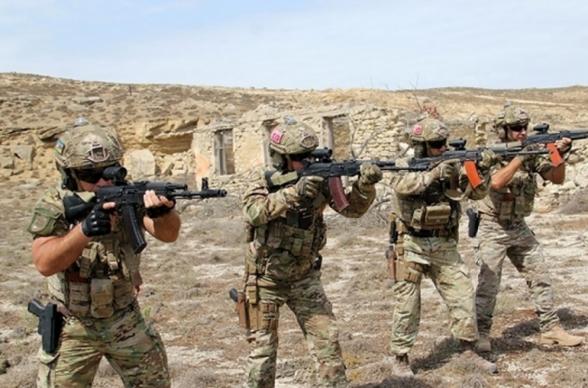 В Баку 12 сентября начнутся международные учения спецназа «Три брата-2021»