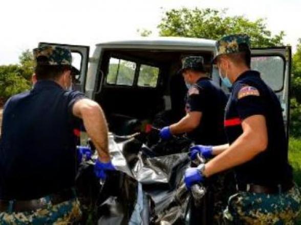 В Джракане обнаружено тело еще одного армянского военнослужащего