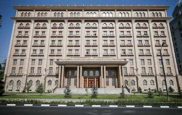 МИД Таджикистана вручил ноту протеста послу США