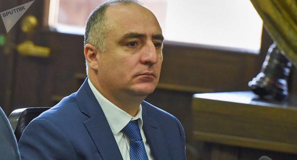 Сасун Хачатрян назначен главой Антикоррупционного комитета Армении