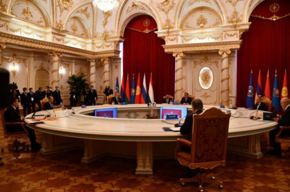 Руководители стран ОДКБ, в том числе Путин, в конце 2021 года приедут в Ереван