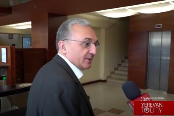 Зограб Мнацаканян покраснел от стыда за свое «дезертирство» (видео)