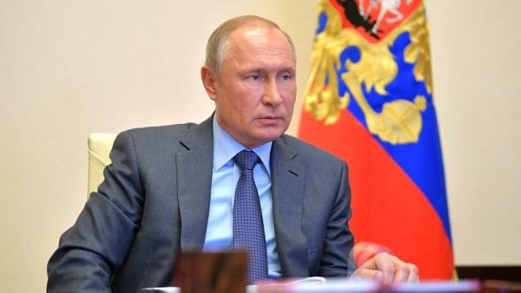 Путин назвал бегством поспешный вывод войск США из Афганистана