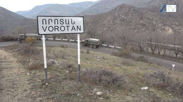 «Денег не требовали, но вели себя нагло»: азербайджанцы обыскали армянскую машину