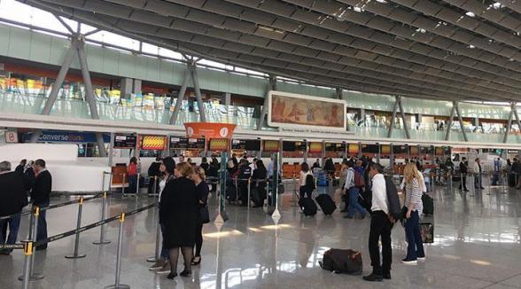 Հայաստանի 2 օդանավակայաններում 2021 թվականի 8 ամիսների ընթացքում ուղևորահոսքը կազմել է 1.423.708 մարդ