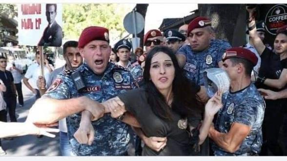 «Ուժեղ» տղերքն են. 4 հոգով զոհված հայ զինվորի քրոջն են բերման ենթարկում