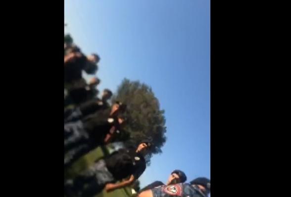 Заруи Постанджян подвергли приводу с применением грубой силы (видео)