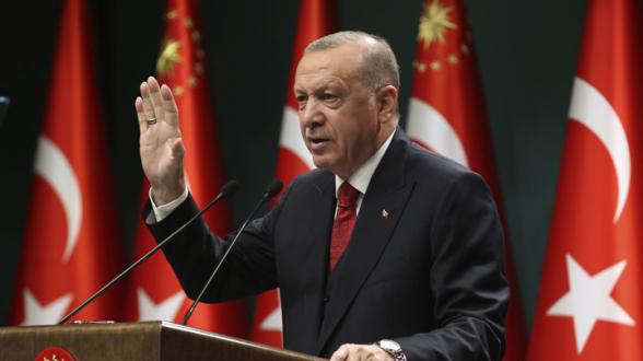 Российский сенатор ответил Эрдогану пословицей о халве