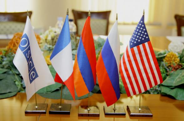 Главы МИД Армении и Азербайджана провели переговоры с участием МГ ОБСЕ