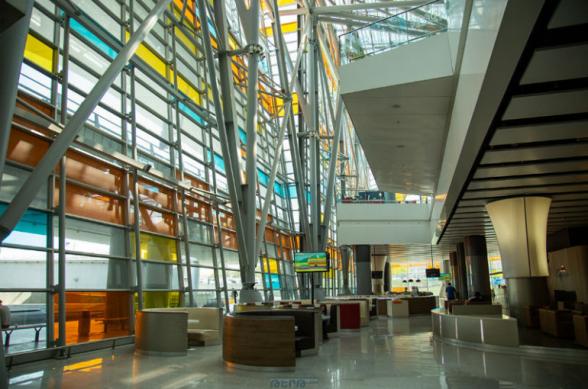 Հետախուզվողը հայտնաբերվեց «Զվարթնոց» օդանավակայանում