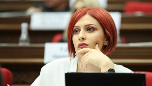 Աննա Դանիբեկյանը բացառիկ աջակցություն ցուցաբերեց Ադրբեջանի իշխանություններին․ Ագնեսա Խամոյան