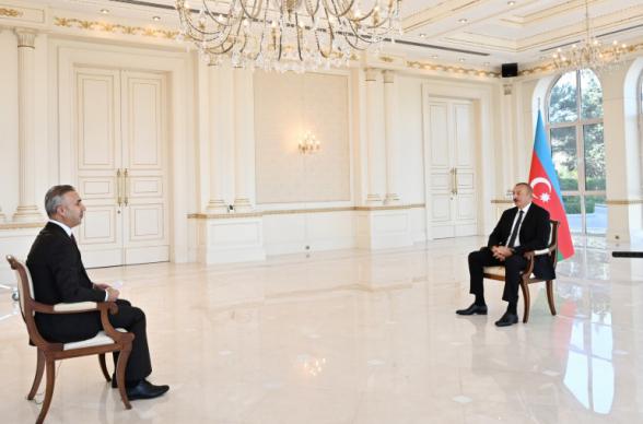 Азербайджан в течение 2 лет планирует завершить работы по созданию «Зангезурского коридора» – Алиев