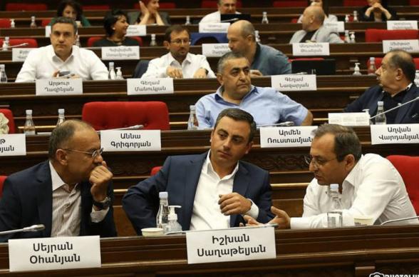 Блок «Армения»: «Что предприняло правительство для оказания помощи пострадавшим в последней Арцахской войне?»