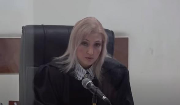 Заседание суда по «делу Сильвы Амбарцумян» (видео)
